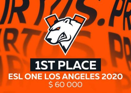 VP ซิวแชมป์! ESL One Los Angeles 2020 Online